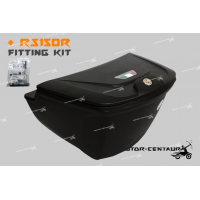 GIVI G10N CENTRE CASE + FITTING KIT FOR RS150R