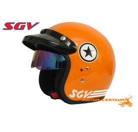 SGV HELMET STAR OREN