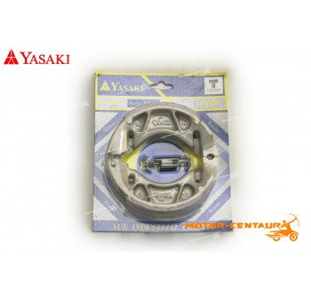 YASAKI BRAKE SHOE SUPER FINO LC135