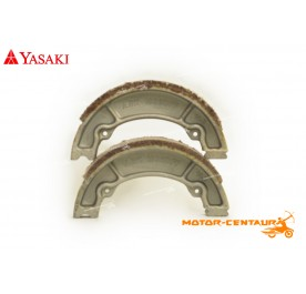 YASAKI BRAKE SHOE SUPER DT-100 RXZ