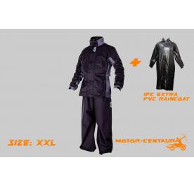 GIVI RRS07 RAINCOAT XXL + RAINBOW PVC FREE SIZE RAINCOAT