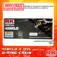 RK O-RING CHAIN 428KLO X 122L