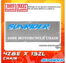 SUNRIDER CHAIN 428 X 132L