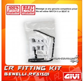 GIVI CENTRE CASE FITTING KIT CR BENELLI RFS150I