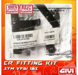 GIVI CENTRE CASE FITTING KIT CR SYM VF3I 185