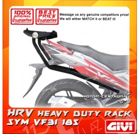 GIVI HEAVY DUTY RACK HRV SYM VF3I 185