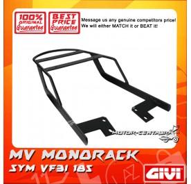 GIVI MONORACK MV SYM VF3I 185