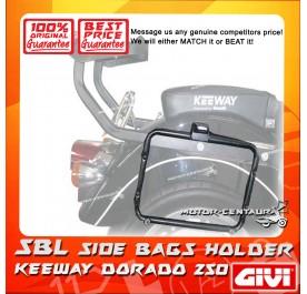GIVI SIDEBAG HOLDER SBL KEEWAY DORADO 250