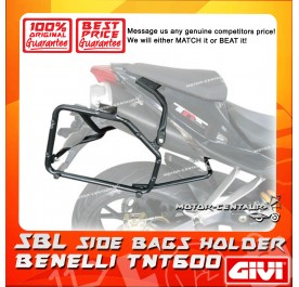 GIVI SIDEBAG HOLDER SBL BENELLI TNT600