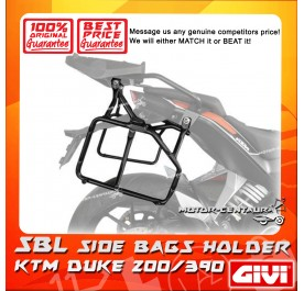GIVI SIDEBAG HOLDER SBL KTM BUKE 200/390