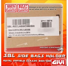GIVI SIDEBAG HOLDER SBL ROYAL ENFIELD CLASSIC 350/500