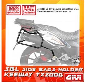 GIVI SIDEBAG HOLDER SBL KEEWAY TX200G