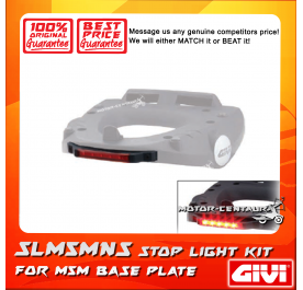 GIVI STOP LIGHT KIT FOR M5M BASE PLATE #SLM5MNS