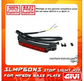 GIVI STOP LIGHT KIT FOR MP60N BASE PLATE #SLMP60NS