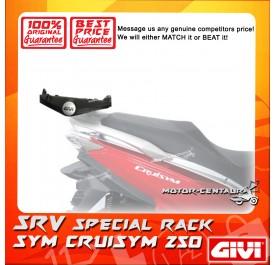 GIVI SPECIAL RACK SRV SYM CRUISYM 250