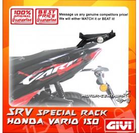 GIVI SPECIAL RACK SRV HONDA VARIO 150