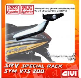 GIVI SPECIAL RACK SRV SYM VTS200
