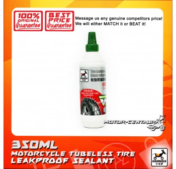 XIAOMAOLV TYRE LEAKPROOF SEALANT 350ML