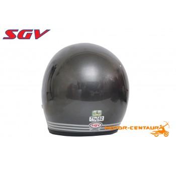 SGV HELMET SPECIAL62 METALLIC GREY