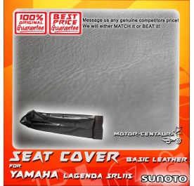 SUNOTO SEAT COVER [BASIC] YAMAHA LAGENDA SRL 115 BLACK