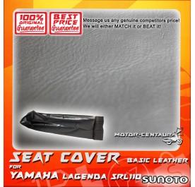 SUNOTO SEAT COVER [BASIC] YAMAHA LAGENDA SRL 110 BLACK