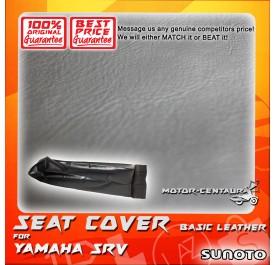 SUNOTO SEAT COVER [BASIC] YAMAHA SRV BLACK