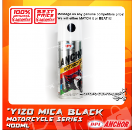 ANCHOR SPRAY [*Y120] MICA BLACK 400ML