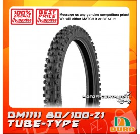 DURO TUBE-TYPE TYRE DM1111 80/100-21