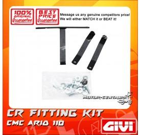 GIVI CENTRE CASE FITTING KIT CR CMC ARIO 110
