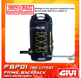 GIVI WATERPROOF BACKPACK PBP01 30LT
