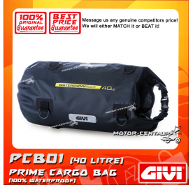 GIVI WATERPROOF CARGO BAG PCB01 40LT