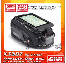 GIVI TANKLOCK XSTREAM TANK BAG XS307 15LT