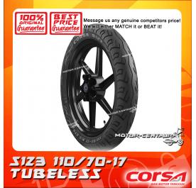 CORSA TUBELESS TYRE S123 110/70-17
