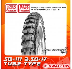 SWALLOW TYRE SB111 X-CROSS 3.50-17