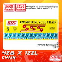 SSS CHAIN 428 X 122L