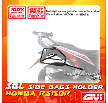 GIVI SIDEBAG HOLDER SBL HONDA RS150R