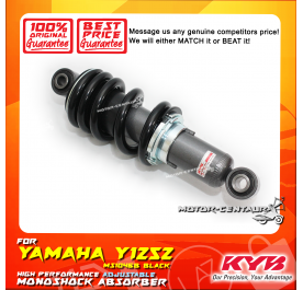 KYB KAYABA ADJUSTABLE REAR MONOSHOCK ABSORBER MS1046B YAMAHA Y125Z / Y125ZR BLACK