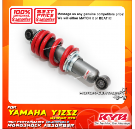 KYB KAYABA ADJUSTABLE REAR MONOSHOCK ABSORBER MS1046R YAMAHA Y125Z / Y125ZR RED