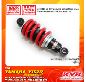 KYB KAYABA ADJUSTABLE REAR MONOSHOCK ABSORBER MS1052R YAMAHA Y15ZR RED