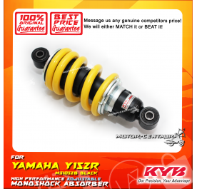 KYB KAYABA ADJUSTABLE REAR MONOSHOCK ABSORBER MS1052Y YAMAHA Y15ZR YELLOW