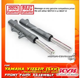 KYB KAYABA FRONT FORK DAMPER COMP ASSY DA1009/DA1010 YAMAHA Y125ZR (5XK) (L & R)