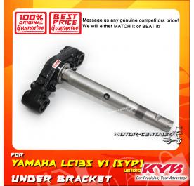 KYB KAYABA UNDER BRACKET HANDLE T-FORK UB1010 YAMAHA LC135 (5YP)