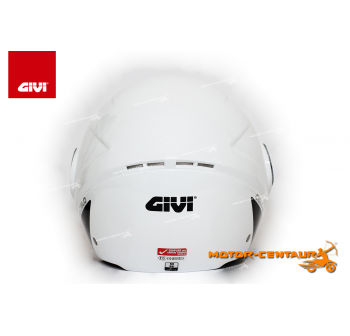 GIVI JET HELMET M30.1 CIELO L GRAPHIC MOD ICE WHITE
