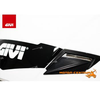 GIVI JET HELMET M30.1 CIELO XL GRAPHIC MOD ICE WHITE