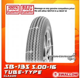 SWALLOW TYRE SB-135 5.00-16