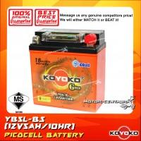 KOYOKO GOLD PICOCELL BATTERY YB5L-BS