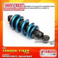 YAMAHA REAR MONOSHOCK ABSORBER B17-F2210-09-CY FOR YAMAHA Y15ZR CYAN