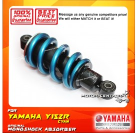 YAMAHA REAR MONOSHOCK ABSORBER B17-F2210-09-CY FOR YAMAHA Y15ZR CYAN