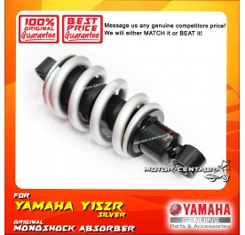 YAMAHA REAR MONOSHOCK ABSORBER B17-F2210-09-SL FOR YAMAHA Y15ZR SILVER