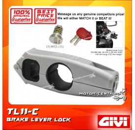 GIVI SECURITY BRAKE LEVER LOCK TL11-C
